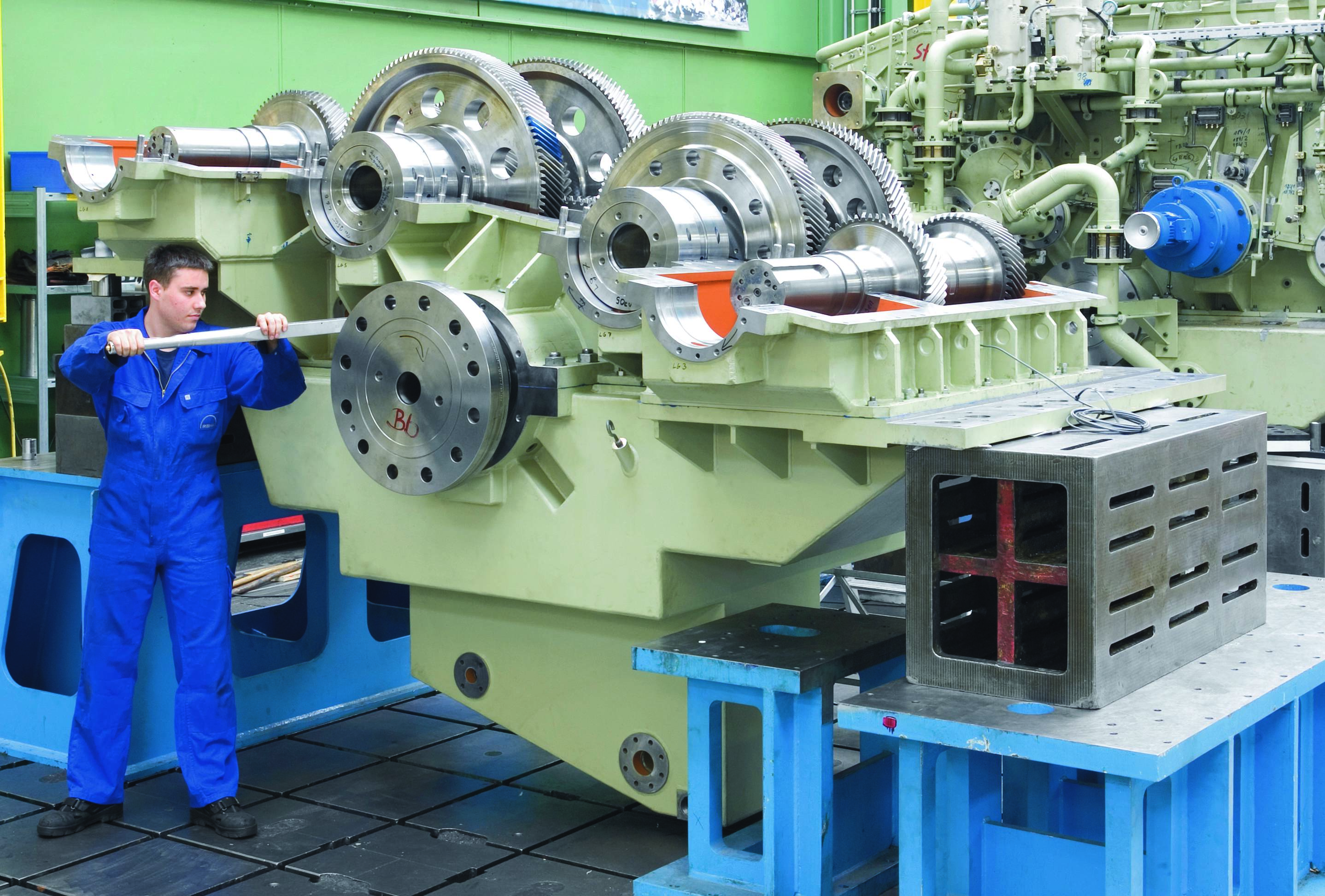 Domestic production of gas turbine engines for Russian Navy - Page 4 Bsl