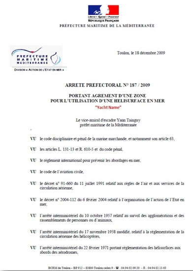 How to write an application letter in french