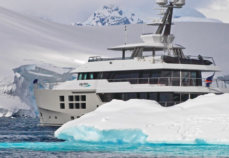 Image for article Industry reveals Antarctic voyage safety concerns