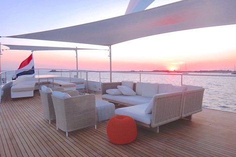 Image for article Feadship's 'Sultana' completes rebuild