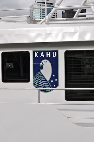 Image for article Fitzroy Yachts convert MV Kahu for yard owner