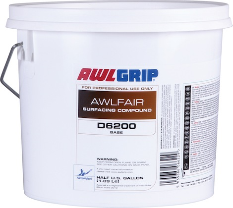 Image for article Awlgrip launches Awlfair Surfacing Filler for European market