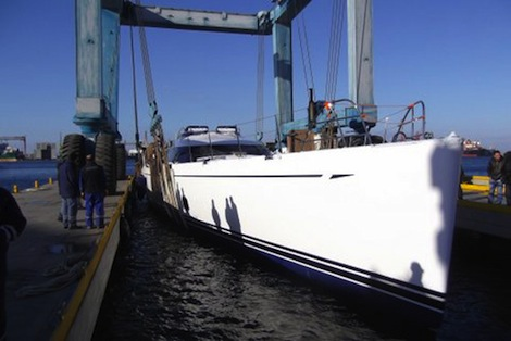 Image for article Oyster Marine launch first Oyster 125 'Twilight'