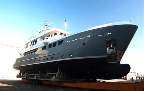 Image for article Superyacht Fleet Overview and Launches: January 2013