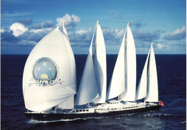 Image for article Further details of  S/Y Phocea detainment revealed