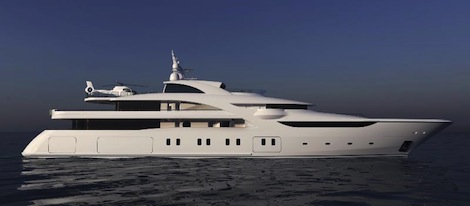 Image for article 'Graceful' on course for 2013 delivery at Blohm+Voss