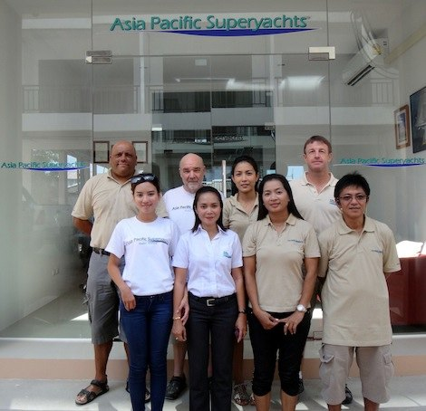 Image for article Asia Pacific Superyachts expands Phuket HQ
