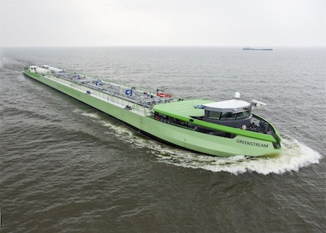 Image for article LNG on superyachts by 2020?