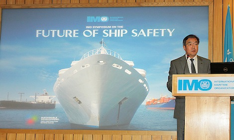 Image for article IMO proposes overhaul of safety regulations