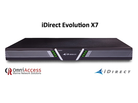 Image for article OmniAccess launches network built on iDX 3.2 software