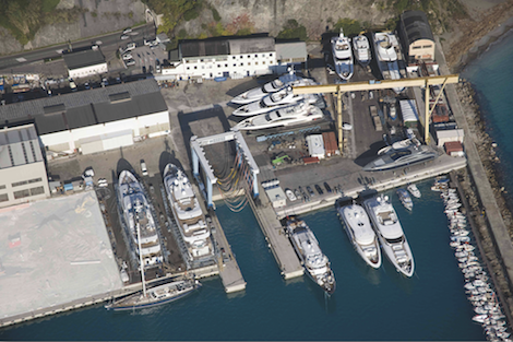 Image for article Mondo Marine bought by Falciai