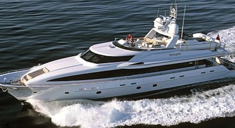 Image for article Body of M/Y 'Valkyrie' crewmember found in Alaskan waters