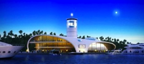 Image for article 'Eco yacht club resort' planned for Philippines