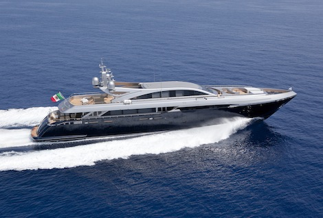 Image for article Codecasa launches 50m 'Framura 3'