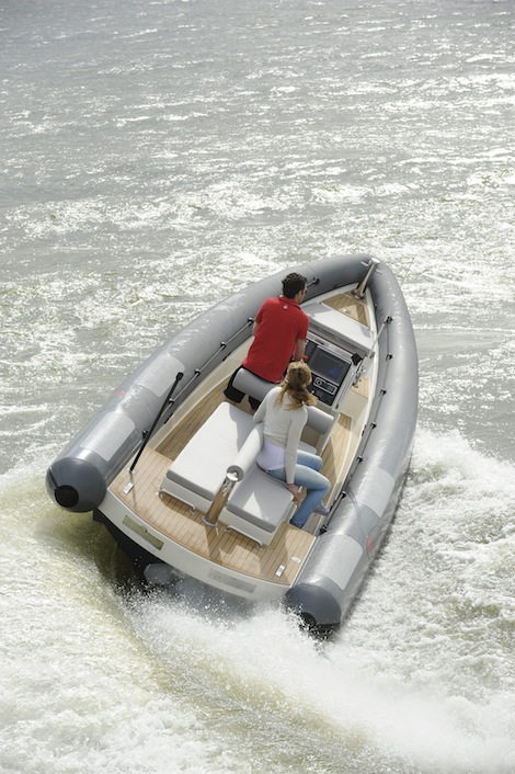Image for article X-Craft delivers first fully-custom Elite tender