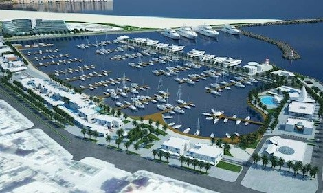 Image for article Unrest least of Tunisia marina's problems