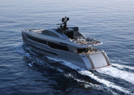 Image for article Columbus 40m Sport Hybrid to make Monaco debut