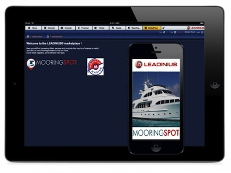 Image for article MooringSpot app added to superyacht management marketplace
