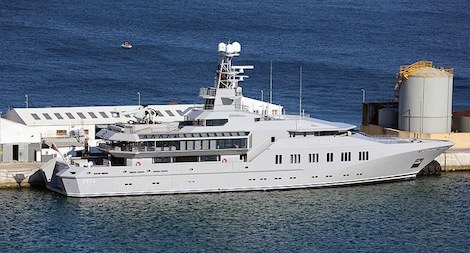 Image for article Superyachts unaffected by Gibraltar fishing rights dispute