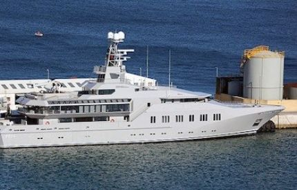 Image for Superyachts unaffected by Gibraltar fishing rights dispute