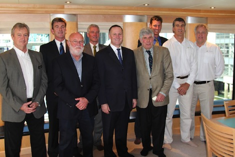 Image for article New Zealand Prime Minister supports superyacht sector