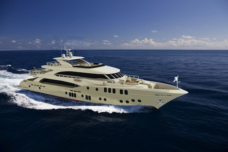 Image for article Gulf Craft appoints new company to represent Majesty yachts brand