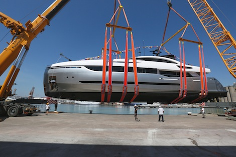 Image for article Superyacht Fleet Overview and Launches: August 2013