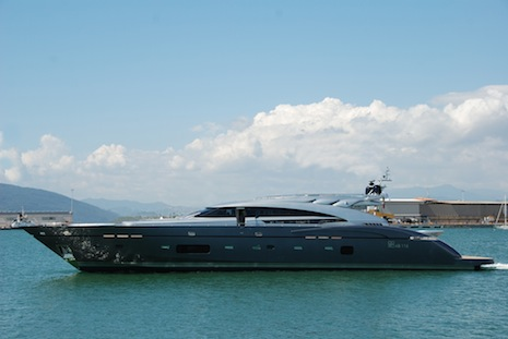 Image for article AB Yachts launches 36.2m M/Y AB116