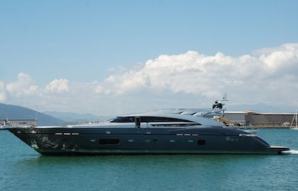 Image for AB Yachts launches 36.2m M/Y AB116