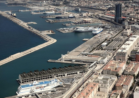 Image for article Port of Marseille open for superyacht development