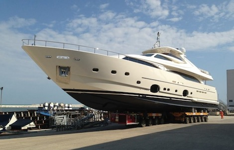 Image for article Benetti and Ferretti [semi] customise their future strategies
