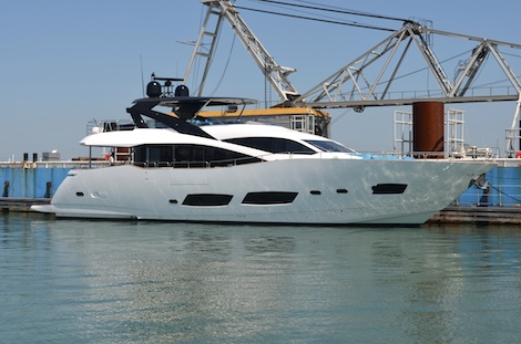 Image for article Solent Refit busy with Wild Group vinyl wrapping