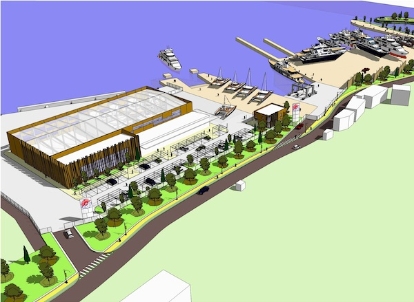 Image for article Monaco Marine to develop €16 million refit centre in Toulon