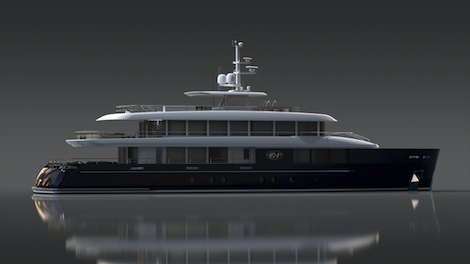 Image for article ISA to build new Filante 42 for Camper & Nicholsons Yachts