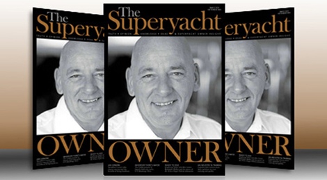 Image for article Issue 10 of The Superyacht Owner is published
