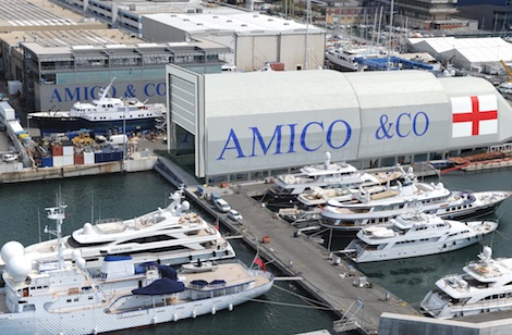 Image for article Amico & Co continues to invest in facilities