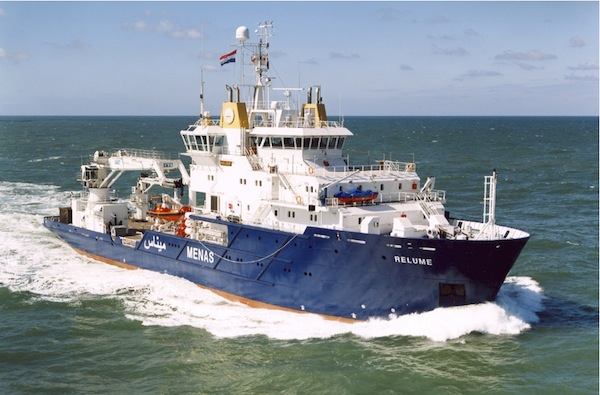 Image for article Damen to offer two new 80m+ support vessels