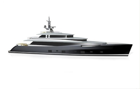 Image for article The 700-man-hour superyacht