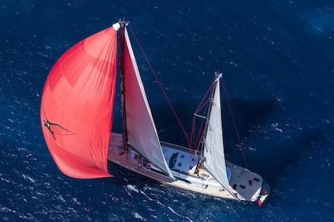Image for article Perini Navi Group delivers 'Seahawk'