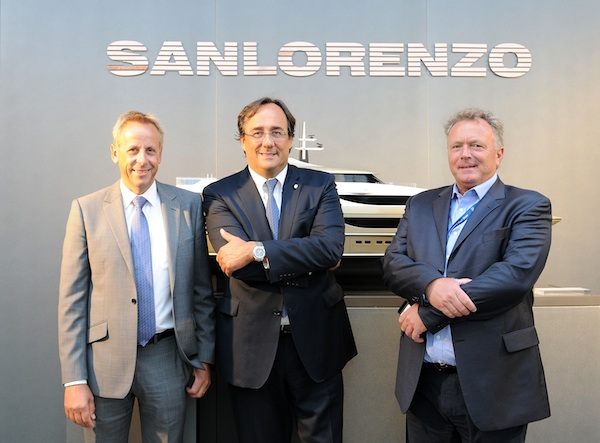 Image for article Sanlorenzo grows sales force into Spain and the UK