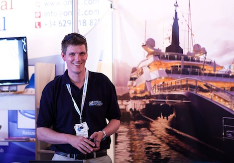 Image for article Warsash Superyacht Academy expands business partnerships