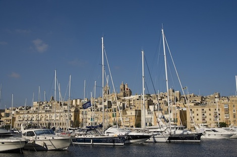 Image for article Maltese government yet to reveal plans for marina in Gozo