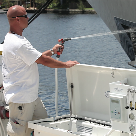 Image for article Dometic hoovers up superyacht market share