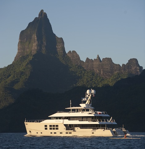 Image for article Superyachts less than 500gt to comply with MLC