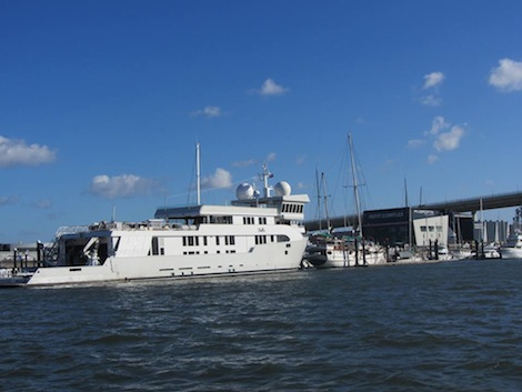 Image for article Rivergate Marina say Australian refit sector is thriving