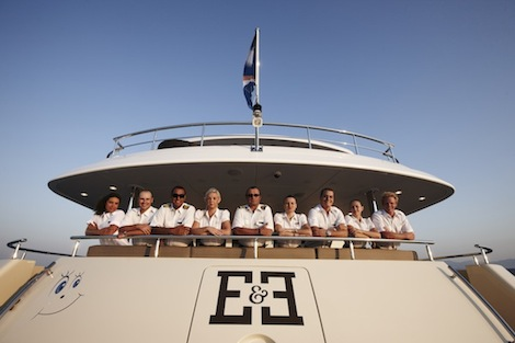 "Image for article Superyacht industry facing ""imminent crew shortage"""