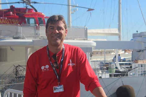 Image for article Edward Pegan to leave commercial manager role at BWA Yachting