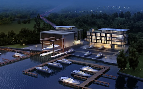 Image for article New superyacht refit facility for Hainan