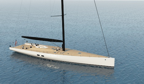 Image for article Wally signs order for third WallyCento