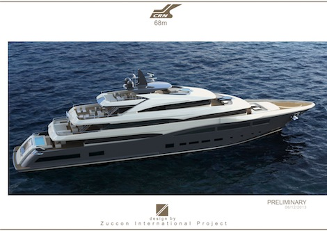 Image for article Ferretti Group's Chinese investment reaps dividends
